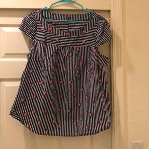 Mod cloth top